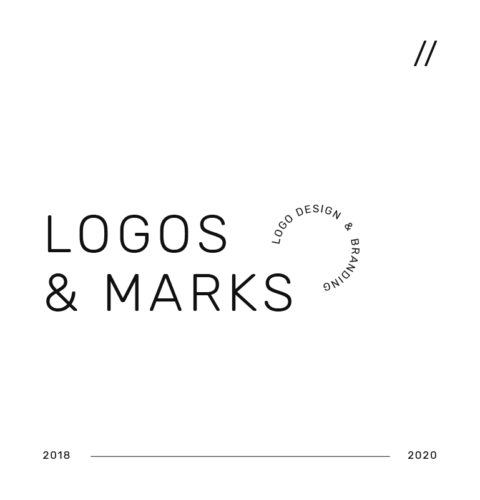 Logofolio Title